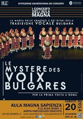 concerto mistero voci bulgare